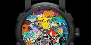 Pokémon Go ya tiene su reloj de lujo y cuesta 230.000 euros