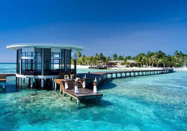El envidioso placer de no 39 hacer nada 39 en las maldivas for El mejor hotel de islas maldivas