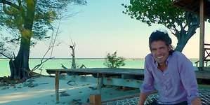 Solo en una isla desierta: las vacaciones que organiza el náufrago Álvaro Cerezo