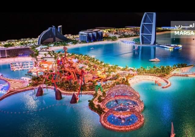 Dubái, dos nuevas islas artificiales