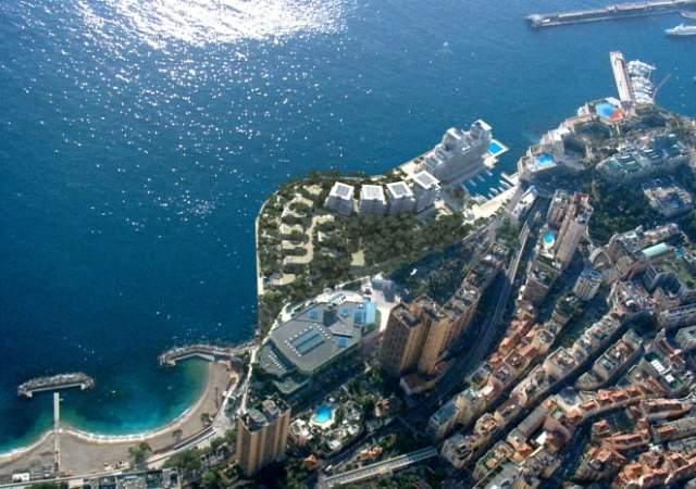 Mónaco crecerá seis hectáreas