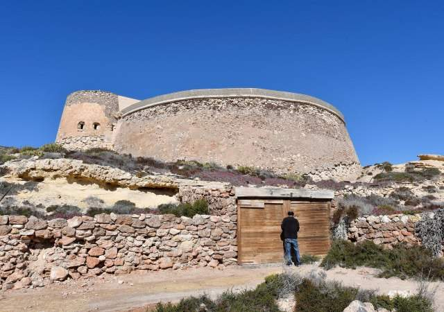 Una fortaleza andaluza en venta