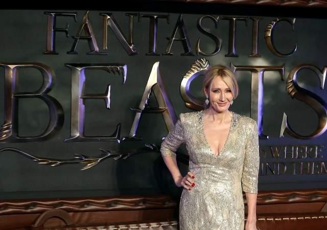 J.K.Rowling: de pobre a millonaria