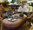 En el interior de la Casa Blanca