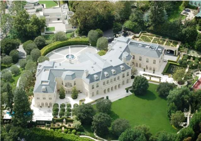 Una mansión de 123 habitaciones