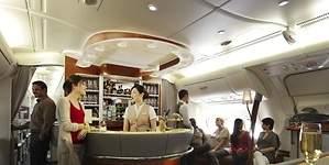 Emirates, 500 millones de dólares para disfrutar del mejor vino en el cielo
