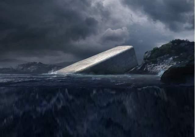 1º restorán submarino de Europa