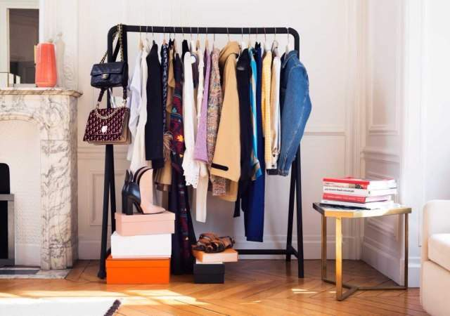 Cómo ganar dinero con su armario