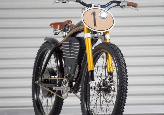 Scrambler, ¿bicicleta o moto?