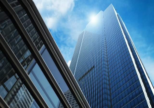 El hundimiento del rascacielos