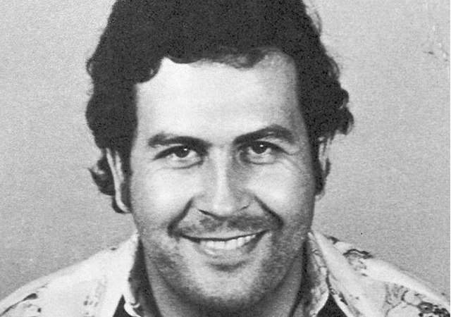 Los lujos del narco Pablo Escobar