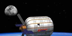 ¿Un hotel de lujo en el espacio?