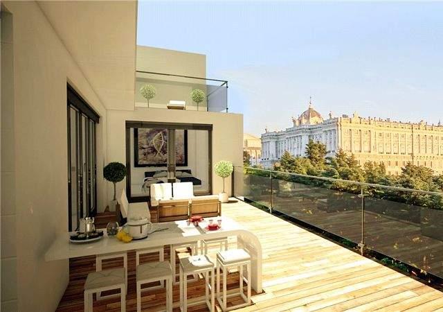La venta de viviendas de lujo en madrid crece de forma - Campings de lujo en espana ...