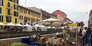 Naviglio Grande, el Milán de los canales por descubrir