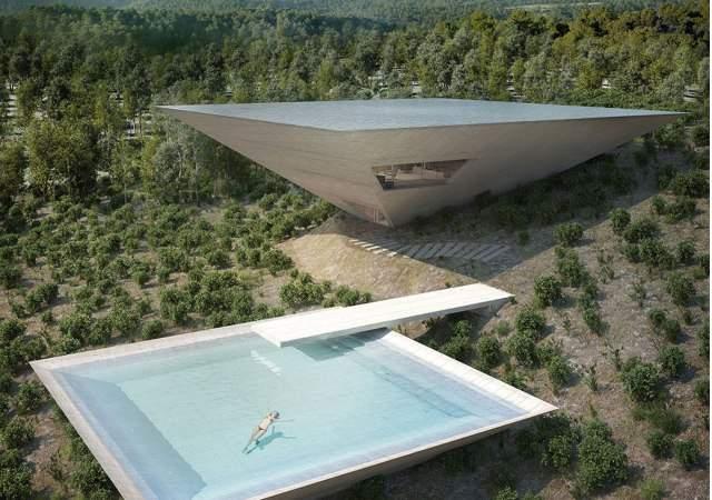 Casas a 900 euros/día en Teruel