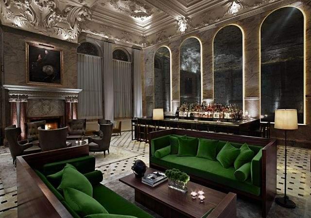 Cinco hoteles de lujo en Londres