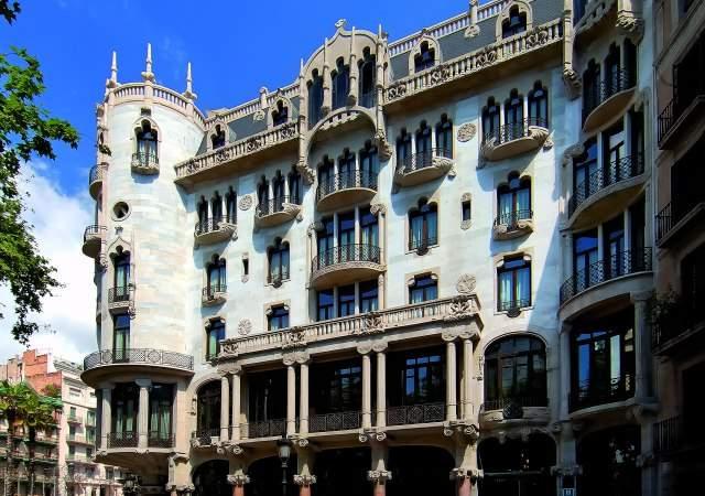 La historia del Hotel Casa Fuster