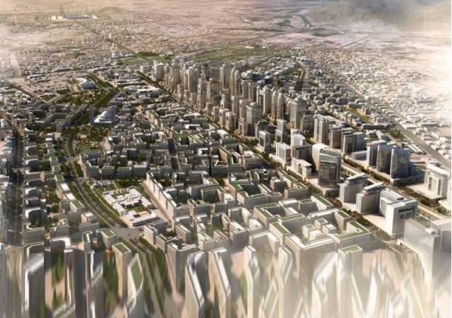 Nueva ciudad islámica y millonaria