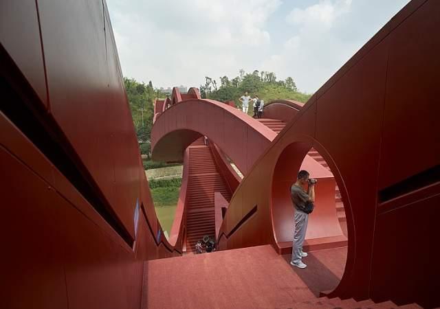 El puente Nudo afortunado