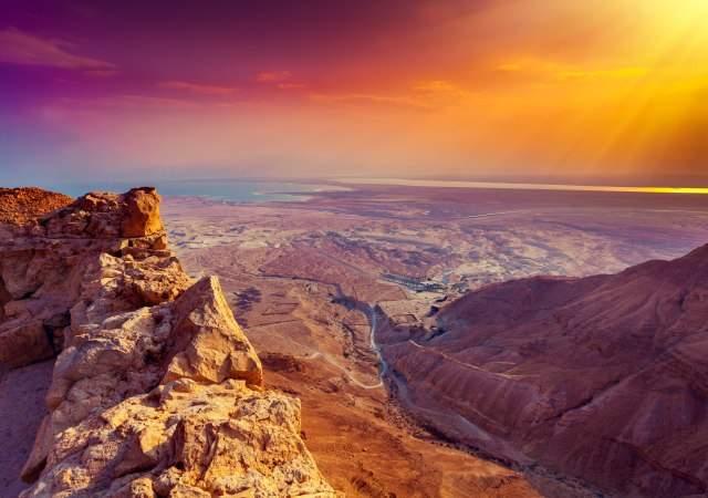 Un viaje (gratis) al desierto Negev