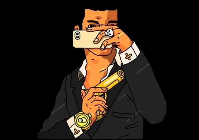 Los narcojunior millonarios