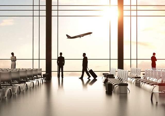 Servicios de lujo en el aeropuerto