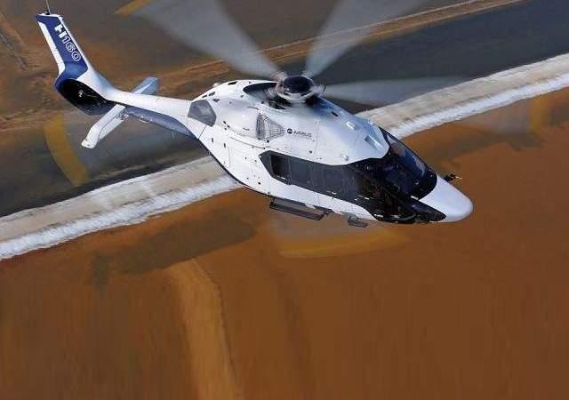 El sector de los helicópteros VIP