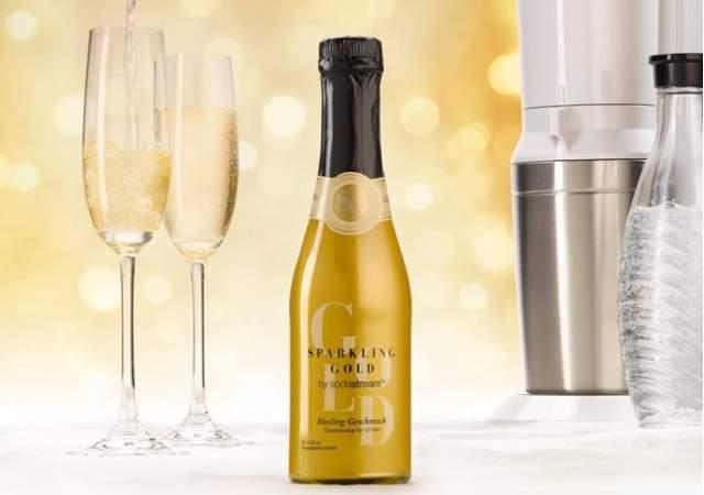 Convertir el agua en champán