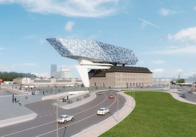 El nuevo proyecto de Zaha Hadid