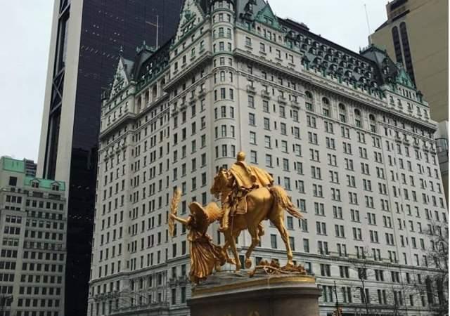 El Hotel Plaza, ansioso por vender