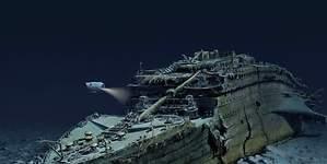 Vacaciones submarinas en los restos del Titanic por 97.000 euros por persona