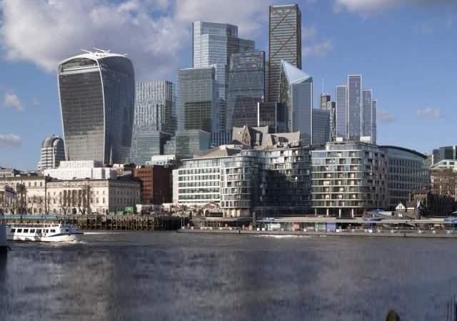 Londres 2026: 13 rascacielos más