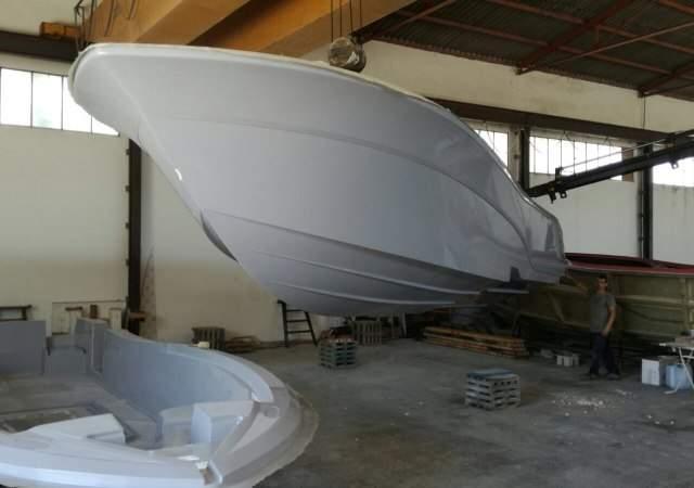 1º barco español 100% grafeno