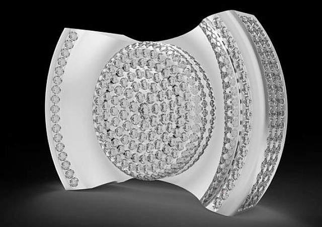 Resultado de imagen para •Spinner  Oroblanco lujoso y diamantes