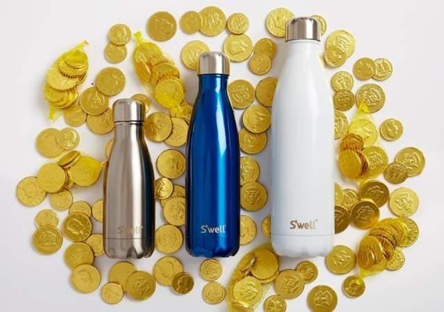 El éxito de las botellas reutilizables
