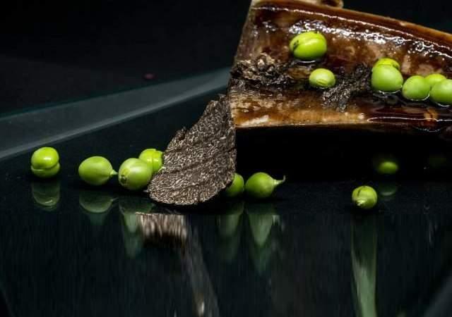 Degustar Trufa Negra de Soria