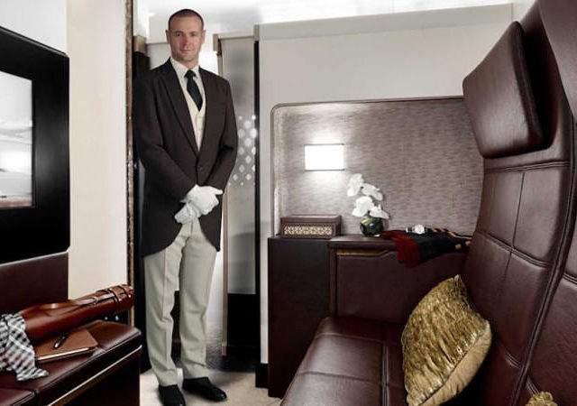 The Residence, suite privada en el aire