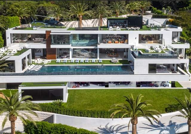 Viviendas nuevas para los ricos