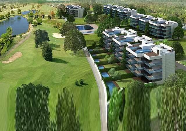 Las nuevas viviendas de La Finca