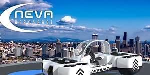 AirQuad One, el quad volador con hasta 20 ventiladores