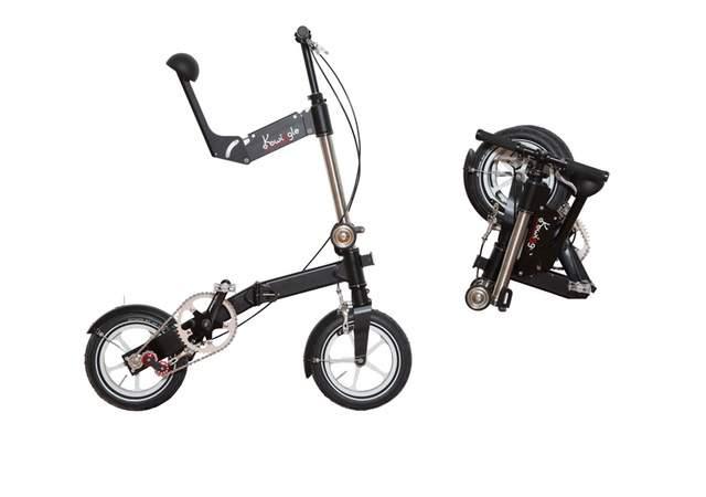La bicicleta plegable más pequeña