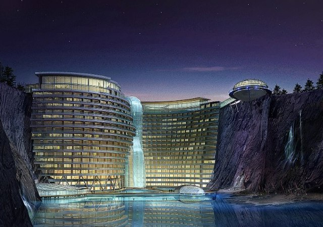 Los impresionantes hoteles de lujo que est n por venir for Hoteles de lujo baratos