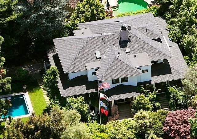 Así son las casas de los famosos