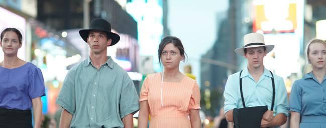 Amish: rompiendo las reglas