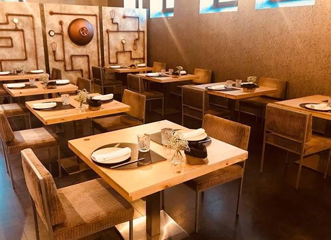 Lahidro, el nuevo restaurante de Sercotel en Alcoy - elEconomista.es