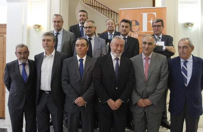 El Economista desarrollado una jornada empresarial donde ha destacado la importancia de Valencia para el Corredor Mediterráneo
