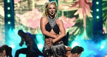 El descuido de Britney Spears