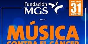 La Fundación MGS organiza un concierto solidario para recaudar fondos en la lucha contra el cáncer