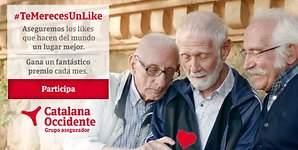 El Grupo Catalana Occidente lanza su campaña digital Te mereces un like