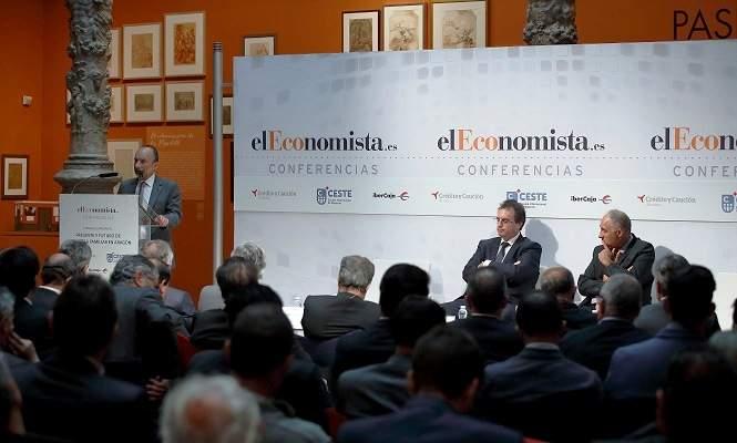 El Director Gerente del Instituto Aragonés de Fomento, Ramón Tejedor, participa en la Jornada Empresarial Presente y Futuro de